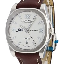 Armand Nicolet J09 Day&Date Automatic 9650A-AG-PK2420MR