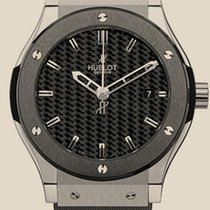 Hublot Big Bang Fusion Zirconium Ceramic