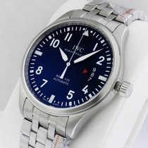 IWC NEW 41mm Pilots Mark XVII Stainless Steel BRACELET IW326504
