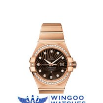 Omega - Constellation Co-Axial 31 MM Ref. 123.55.31.20.63.001