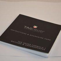 TAG Heuer Manual Anleitung Formula 1 Quartz Chrono