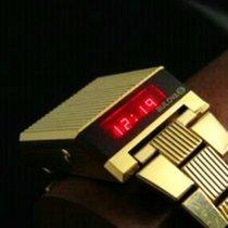 Bulova U.S.A. COMPUTRON N6 LED Digital Vintage Mens Watch 1976