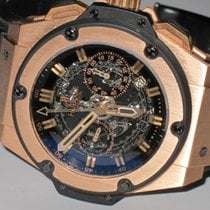 Hublot King Power Skeleton Unico 18K Rose Gold 48mm Limited...