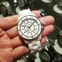 Chanel H0970 J12 White 38mm