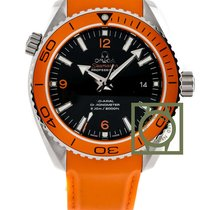 Omega Seamaster Planet Ocean 600m 45,5mm orange bezel orange...