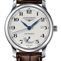 Longines Master Collection Power Reserve 38mm Automatic Mens...
