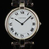 Cartier Vendome Gold 18 KT Quartz
