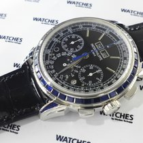 Patek Philippe Perpetual Calendar Sapphire Chronograph -...