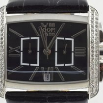 Joop Tl 457-2 Damen Uhr 37 X 40mm Chrono Quartz Neu Mit...