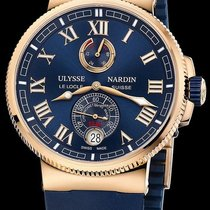 Ulysse Nardin Marine Chronometer Manufacture - 43mm