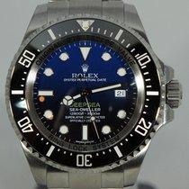 Rolex DeepSea D-blue 116660