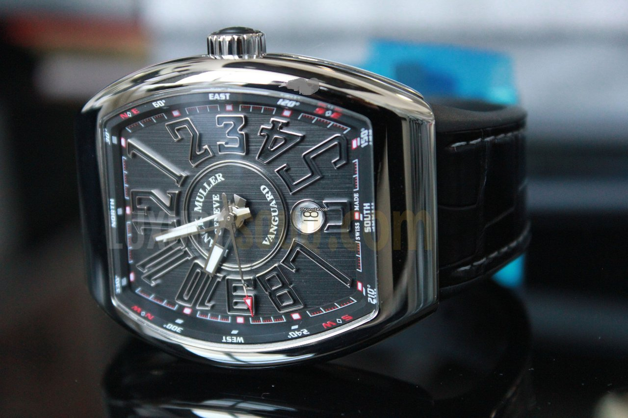 Franck Muller Vanguard for Price on request for sale from a ...