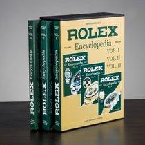 Rolex Encyclopedia 3 libros en un estuche -40% descuento