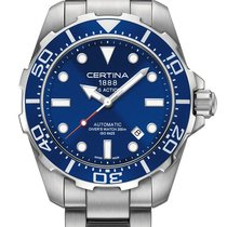 Certina DS Action Diver | Blau