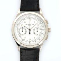 パテック・フィリップ (Patek Philippe) White Gold Chronograph Ref. 5170G