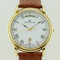 Maurice Lacroix Les Classiques Day Date Quartz Steel 96575