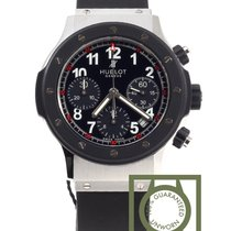 Hublot Super B Black Magic Chronograph 42mm NEW