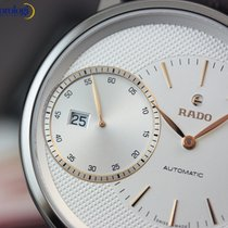 Rado Men's Diamaster Automatic Grande Seconde Ceramic on...
