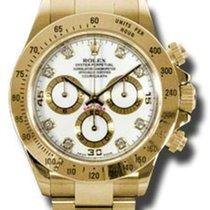 롤렉스 (Rolex) Rolex Daytona Yellow Gold - Bracelet