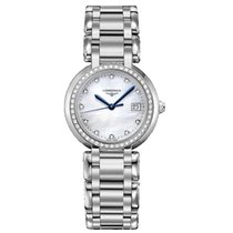 Longines PrimaLuna Quartz 30mm Ladies Watch