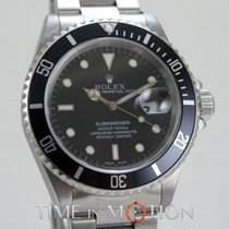 Rolex Submariner Date 16610 Luminova  Certificat  Rolex + Boite
