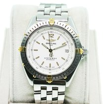 Breitling Windrider Antares B10048 Two Tone  Dial Watch