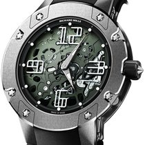Richard Mille Watches RM 033 Extra Flat Automatic RM 033 Ti