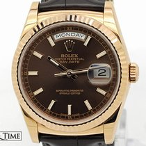 Rolex Day-Date - Rose Gold - NEW STYLE