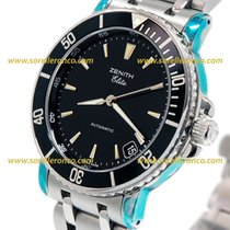 Zenith Elite Rainbow Diver Sub Nero 39mm  02047167021