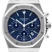 Audemars Piguet Royal Oak Stahl Automatik Chronograph Armband...