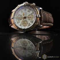 Breitling Crosswind Gold/Steel