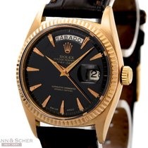 Rolex Vintage Day Date Ref-1803 18k Rose Gold Bj-1962