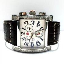 Michele Men's/unisex Watch W/ Diamonds Chronograph &...