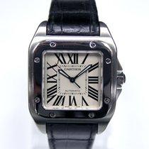 까르띠에 (Cartier) Santos 100 - Men's