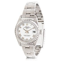 Rolex Date Chronometer 79240 Ladies Watch in Stainless Steel