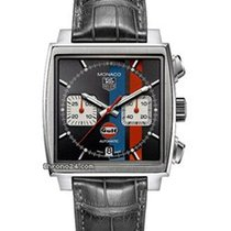 TAG Heuer Monaco Gulf Limited Edition 2500pz cal. 12 Grey Dial