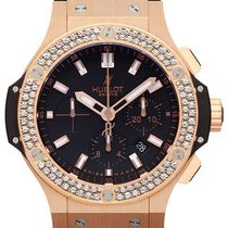 Hublot Big Bang Evolution 18 kt Rotgold Diamond