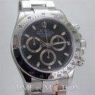 Rolex Daytona Cosmograph 116520  Black Dial FULL SET