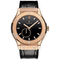 Hublot Classic Fusion Ultra Thin King Gold