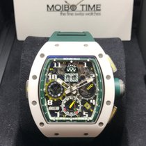 Richard Mille LEMANS LE MANS Classic LMC White Ceramic GMT...