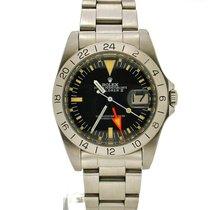 Rolex Steve McQueen.  Oyster Perpetual Date Explorer II