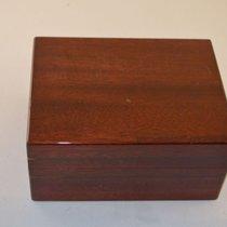 Rolex Holz Box Rar Uhrenbox Watch Box Case Rot Rar