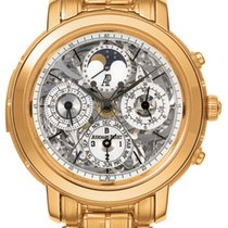 Audemars Piguet Jules Audemars Grande Complication Skeleton Dial