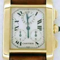 """Cartier """"Tank Francaise"""" Chronograph"""