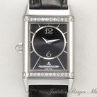 Jaeger-LeCoultre Reverso Duetto Medium Stahl Diamanten...