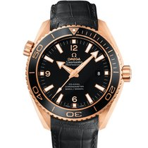Omega Men's 23263462101001 Seamaster Planet Ocean Watch