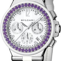 Bulgari Diagono Chronograph 40mm dg40wsawvdch/11