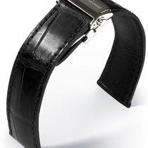 Maurice Lacroix Pontos Louisiana Kroko schwarz 20mm 2924-10-20