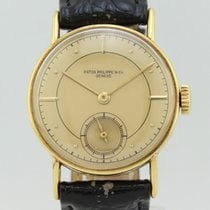 Patek Philippe Vintage Calatrava Small Second Manual Winding