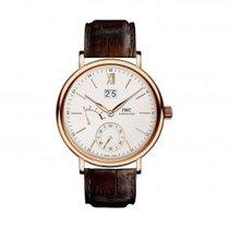 IWC Portofino Hand-Wound Big Date IW516102 Rose Gold Watch